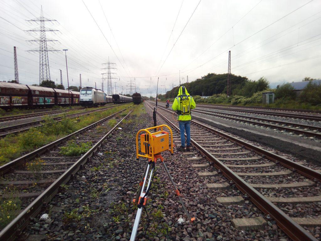 Leistungen | Gleisbausicherung | ATWS Automatisches Warnsystem